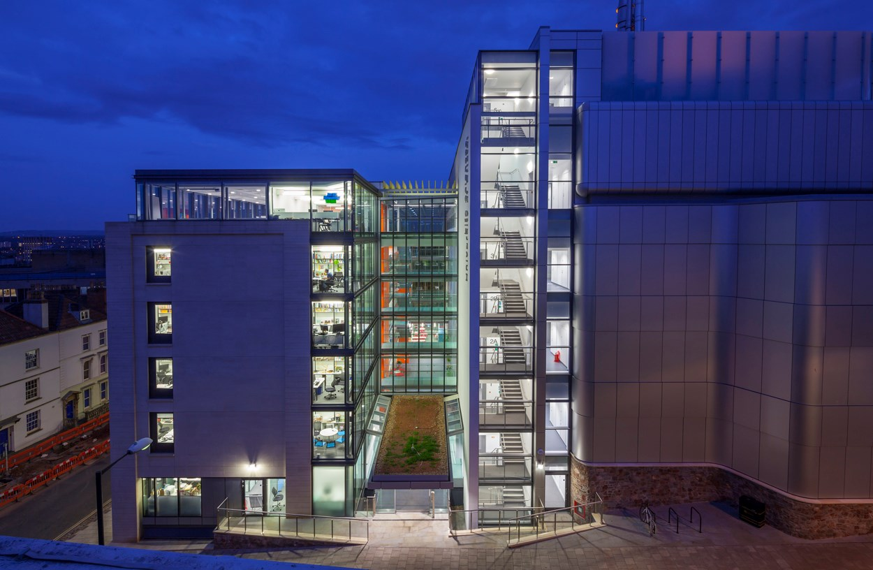 Bristol Life Sciences Building