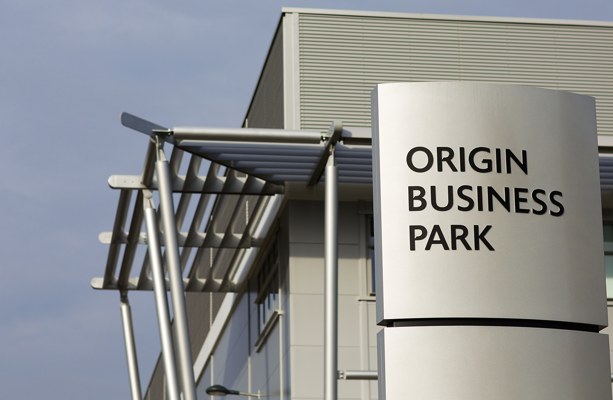 Origin Park Distribution Centre