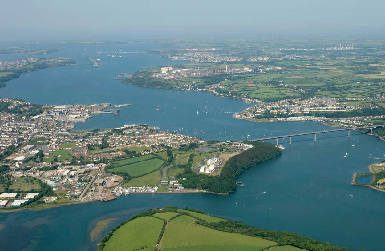 National Grid Milford Haven