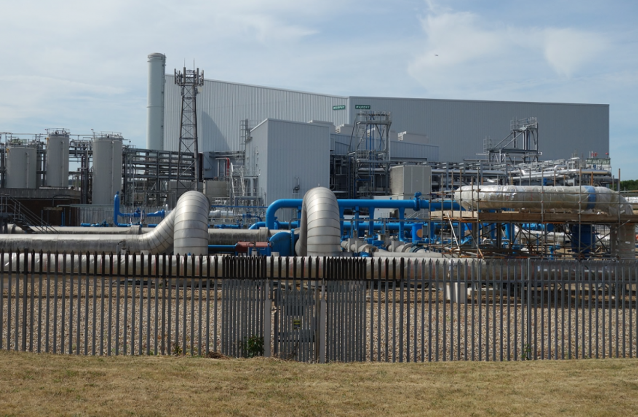 Beckton Energy Power Plant