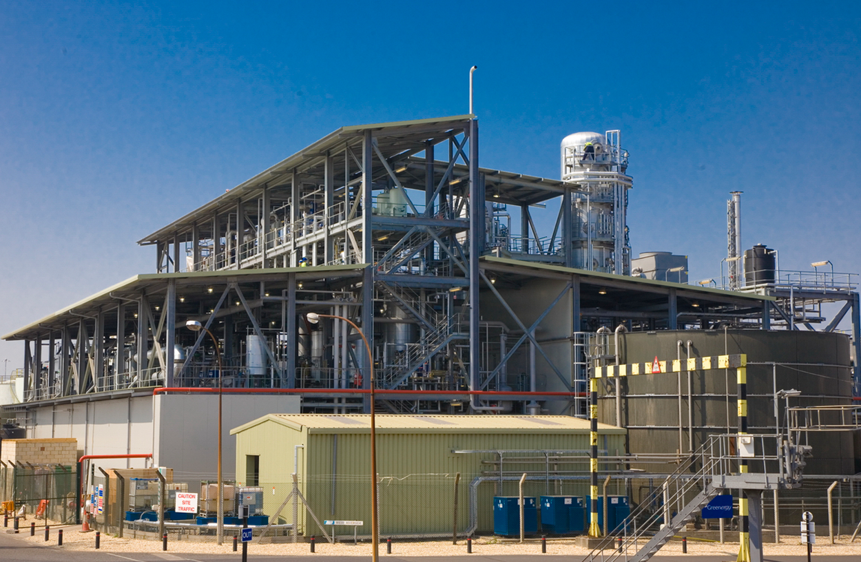 Greenergy Biodiesel Plant
