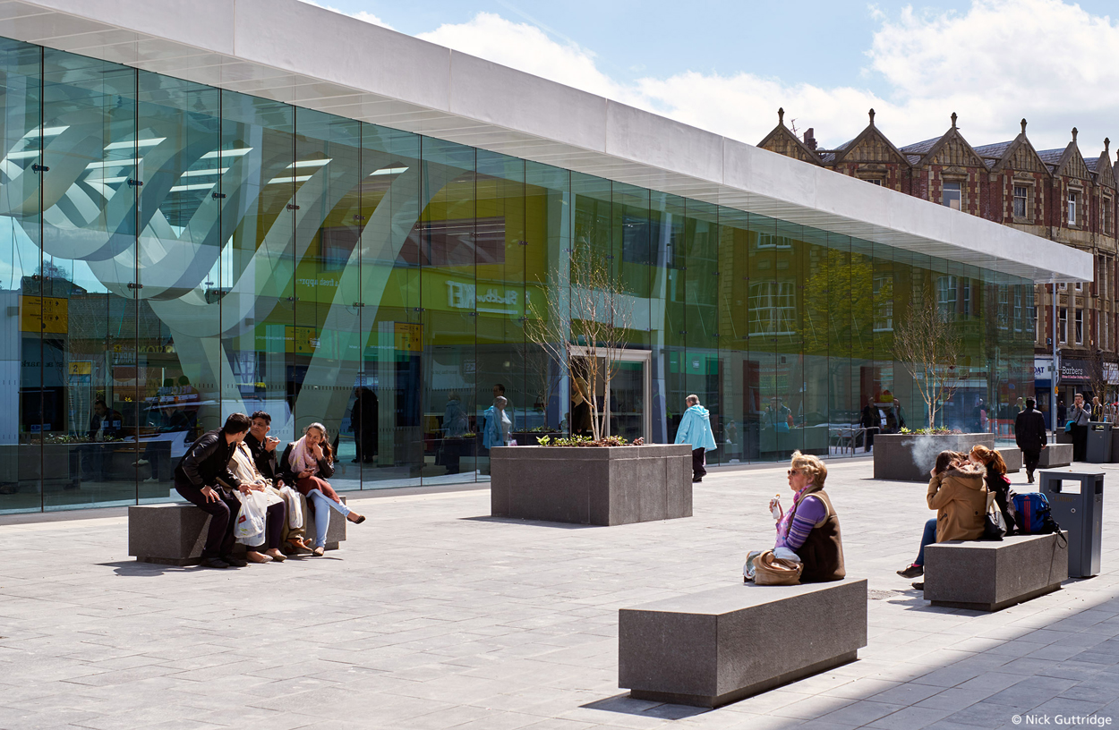 Capita Real Estate And Infrastructure Blackburn Bus Station
