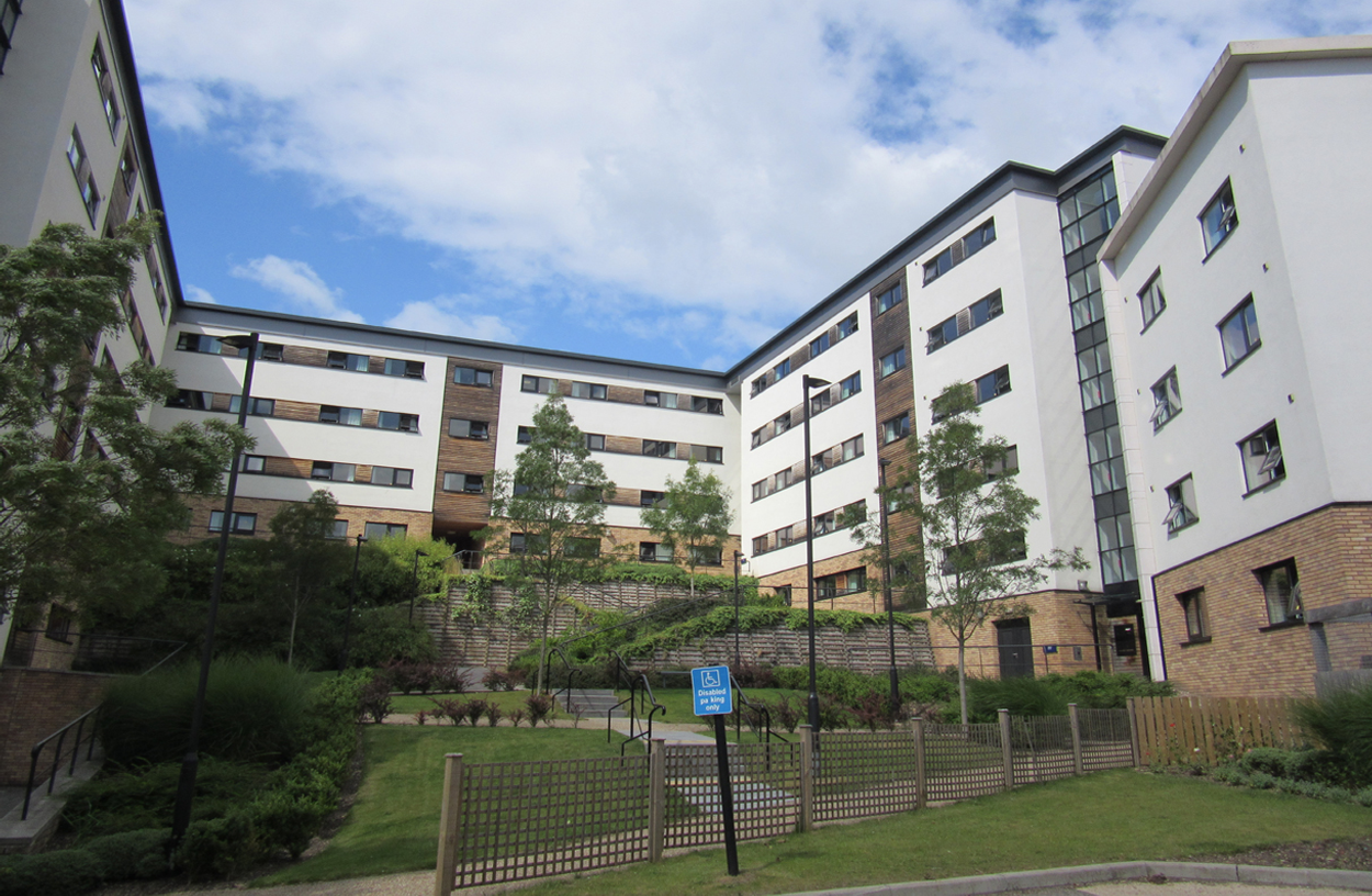 University of Sheffield Student Residencies