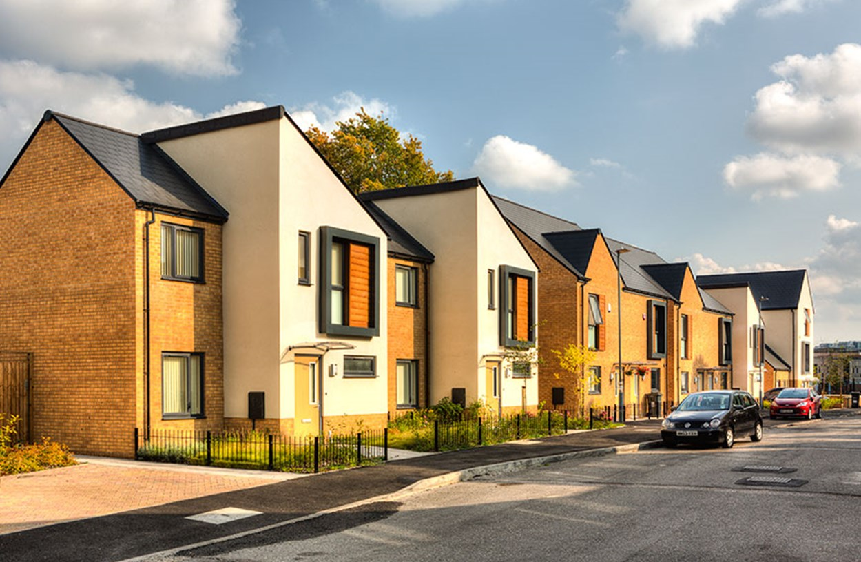 Capita real estate and infrastructure birmingham for New housing developments