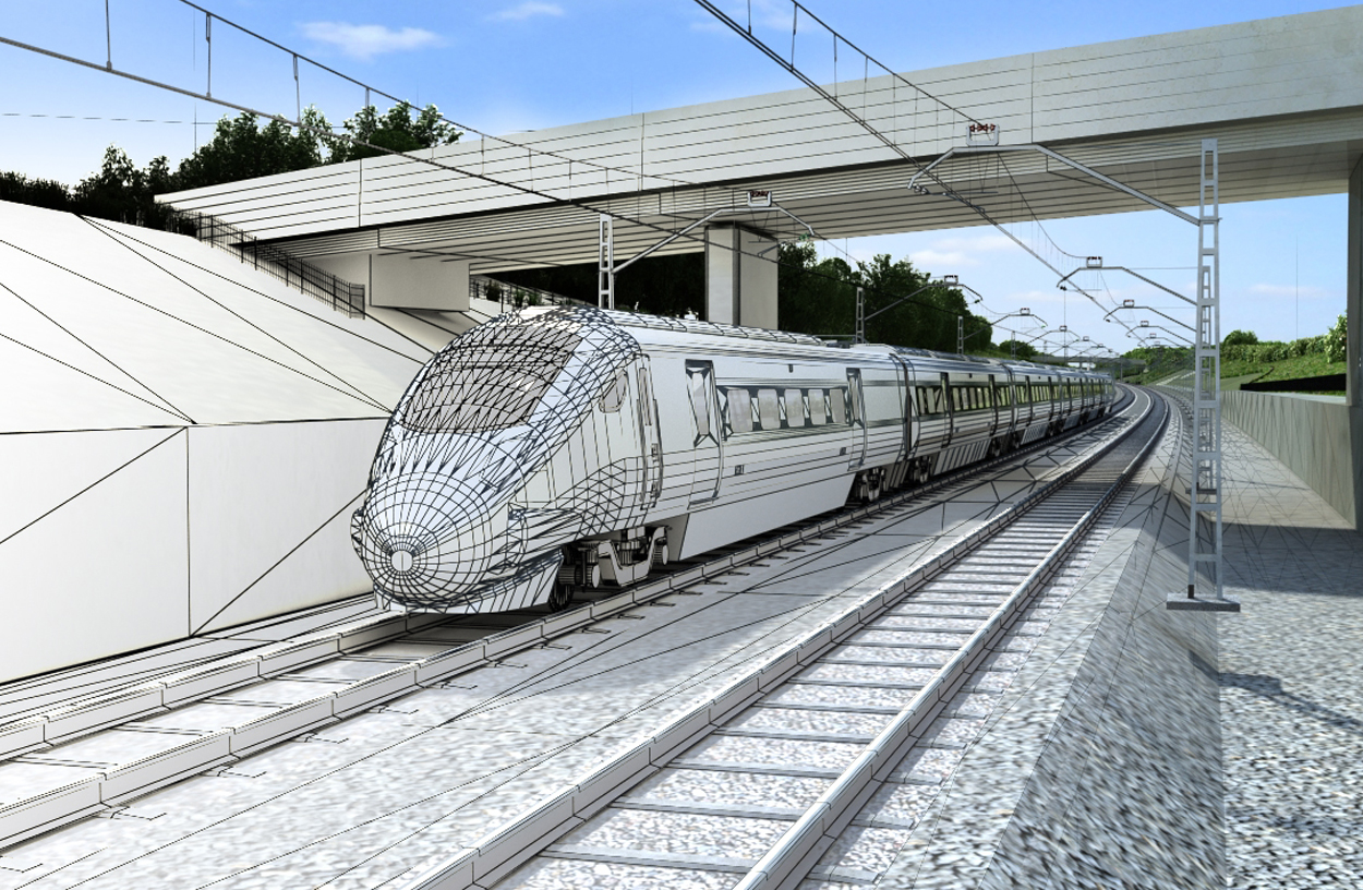 High Speed Two Hs2 Design And Engineering Capita Real