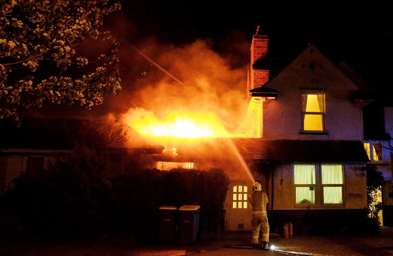 Fire Safety In Care Homes And Residential Housing Capita