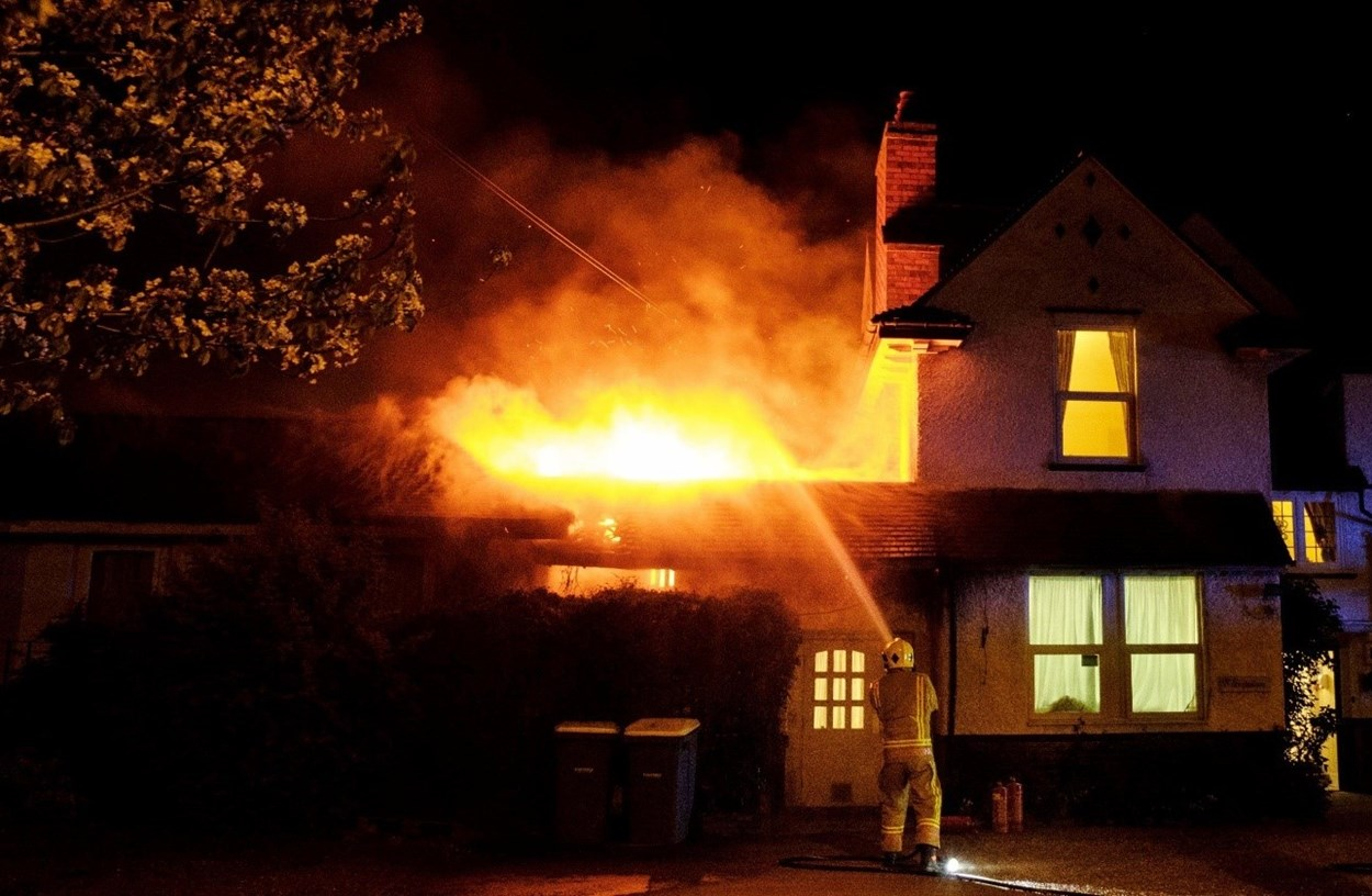Capita real estate and infrastructure fire safety in for Fire safety house