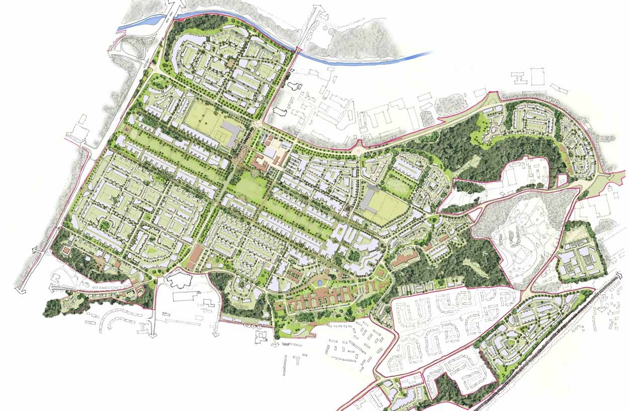 Aldershot Urban Extension