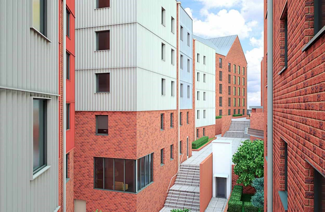 Glassworks Student Accommodation