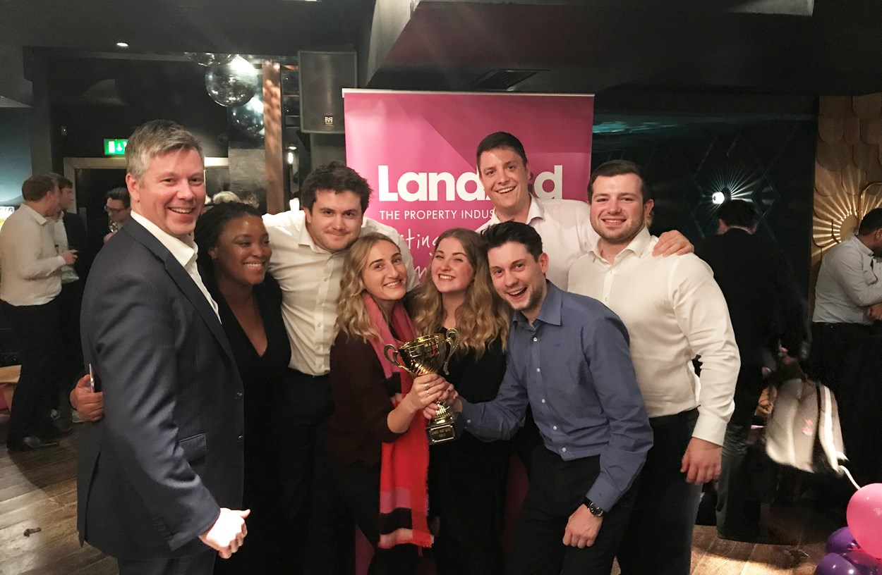 GL Hearn's LandAid quiz raises money to help end youth homelessness