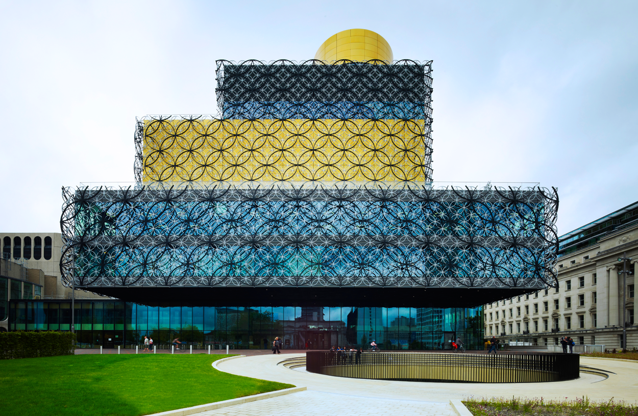 Project and Cost Managers on the Library of Birmingham