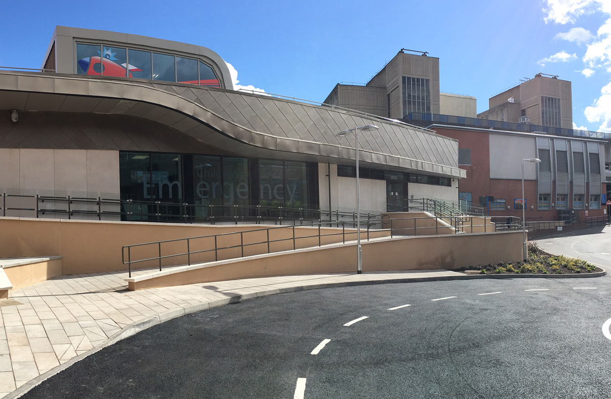 Leicester Royal Infirmary Emergency Department Capita