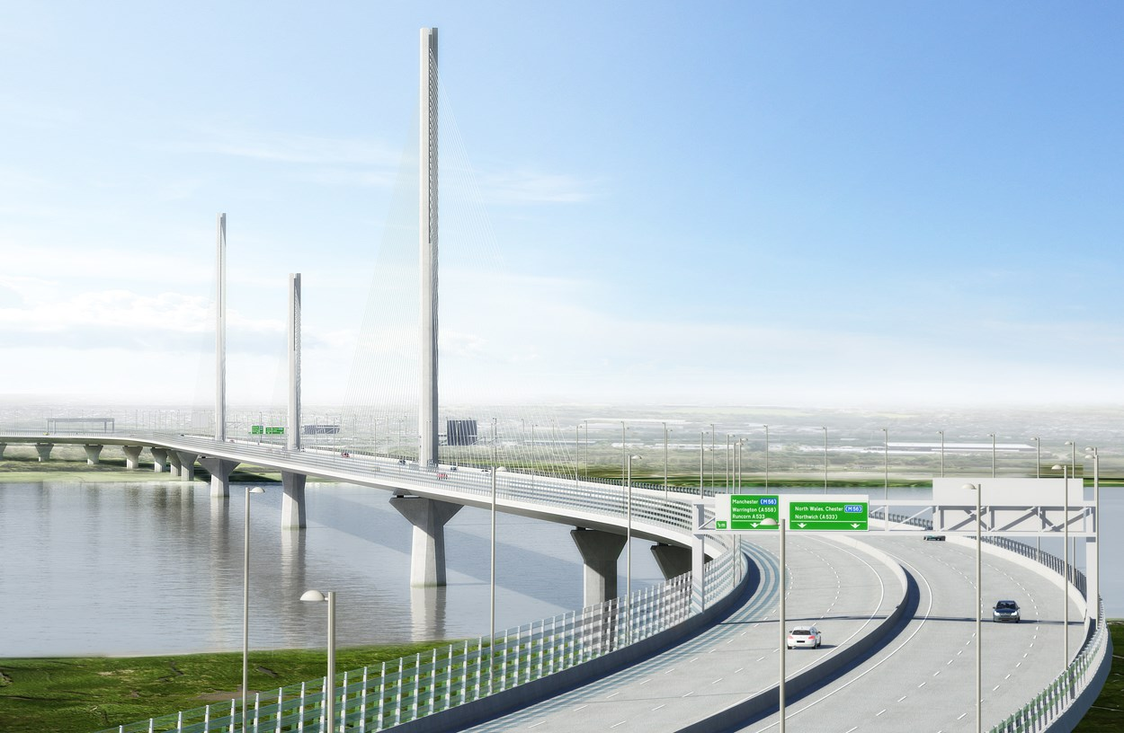 Transaction Advisory work on Merseyside Gateway Bridge