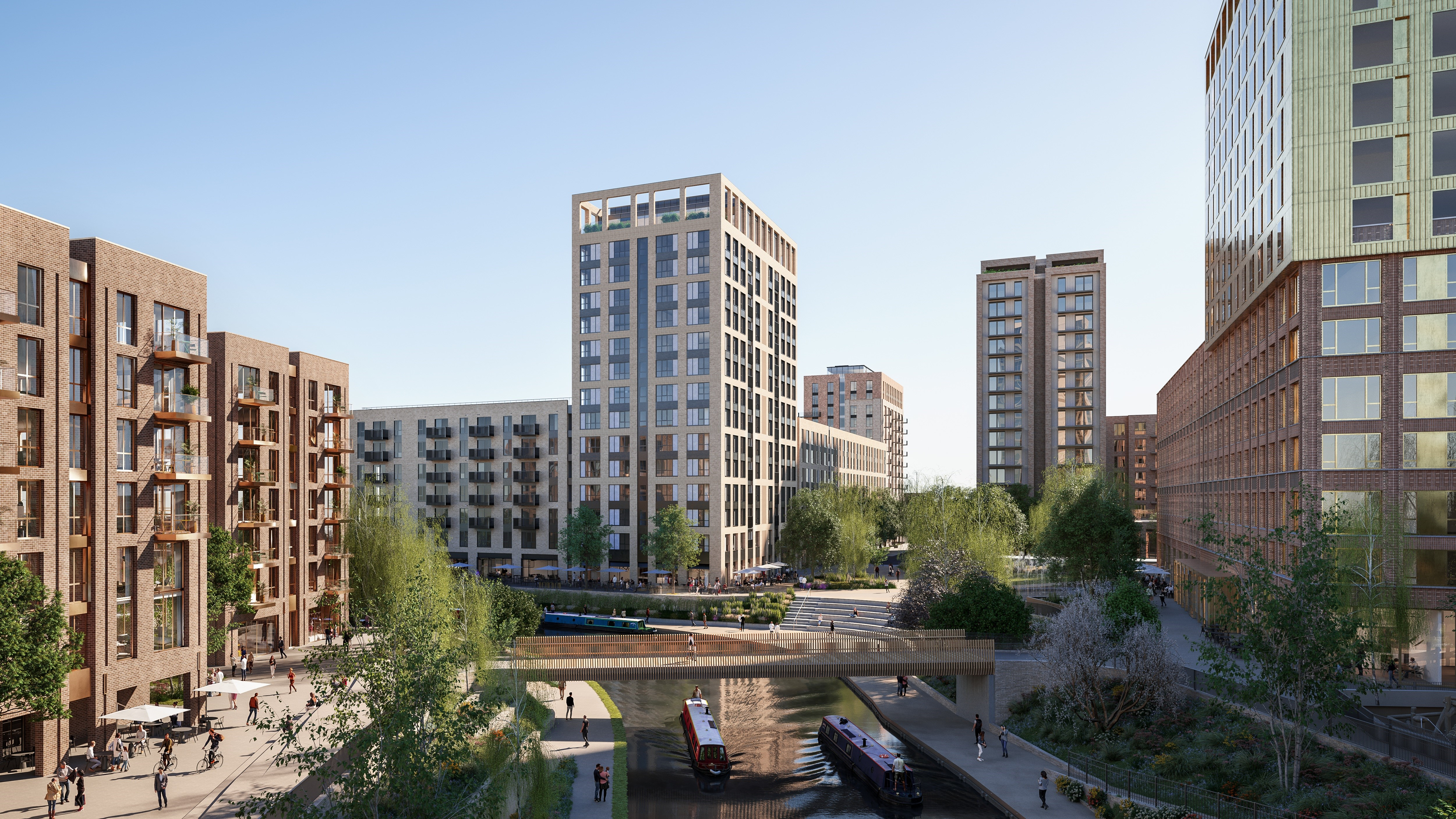 Capita appointed to Greystar Greenford Green