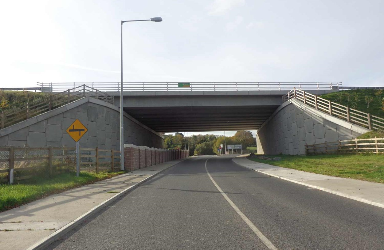 N11 Arklow to Rathnew Dual Carriageway, Ireland