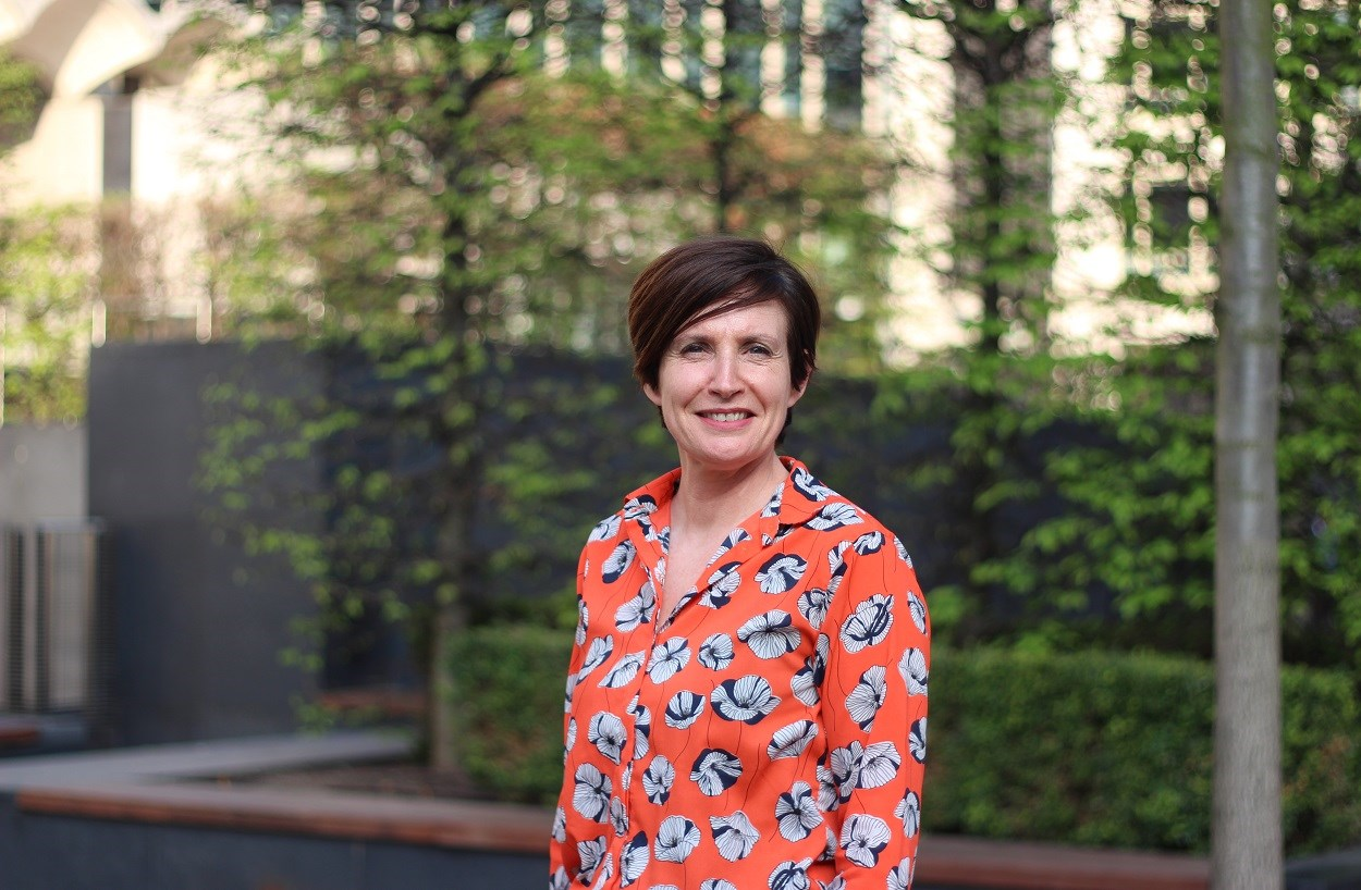 We welcome Angela Mulgrew our new National Environment Sector Director