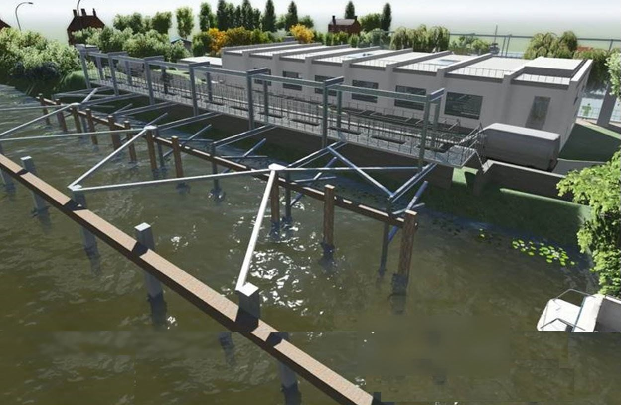 Keadby Terminal Assisted Outfall Scheme
